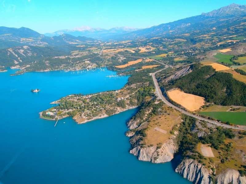 lac-serres-ponçon-hautes-alpes